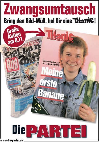 Die Partei Duisburg | Die Partei Duisburg
